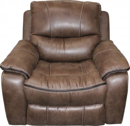 Remus Mocha Power Recliner