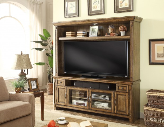 "Riverbend 72"" Entertainment Center"