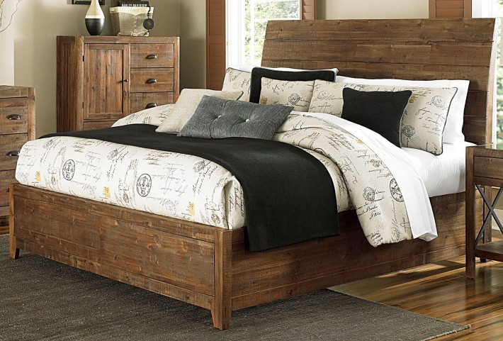 River Ridge Cal.King Island Bed