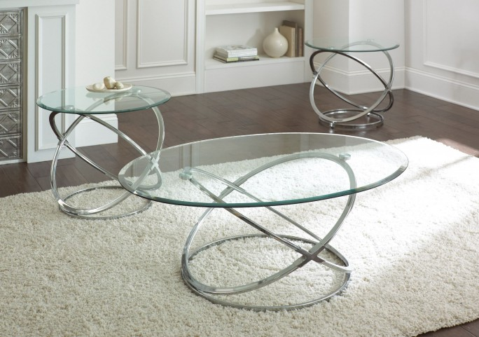 Orion 3 Piece Occasional Table Set