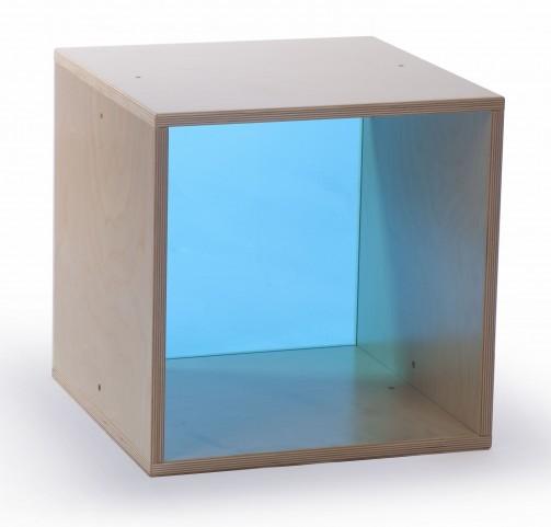 WB0905B Blue Cube Storage