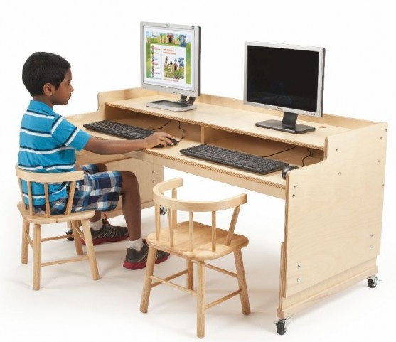 Adjustable Computer Desk