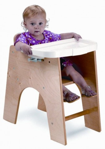 New Wave Low High Chair