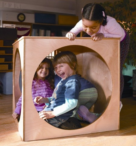 Play House Cube