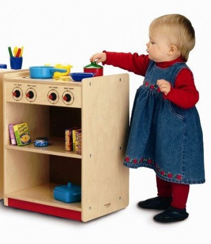 Toddler Natural Stove