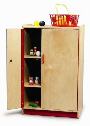 Preschool Refrigerator Cabinet