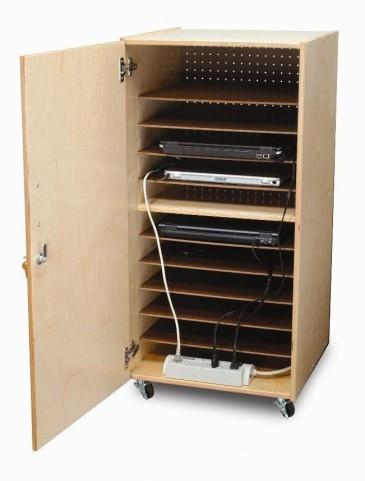 Laptop Security Cabinet: Single