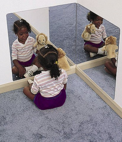 "24"" Corner Mirror"