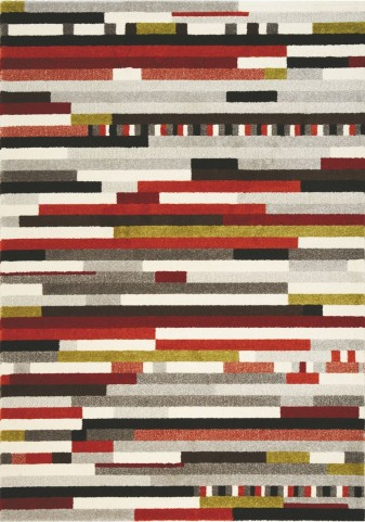 "Safi Color blocking 94"" Rug"