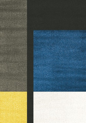 Safi Color Blocks Rug
