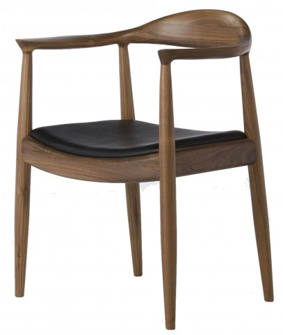 Modern Classics Saratoga Walnut Chair