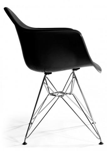Modern Classics Sasha Black Gloss Chair