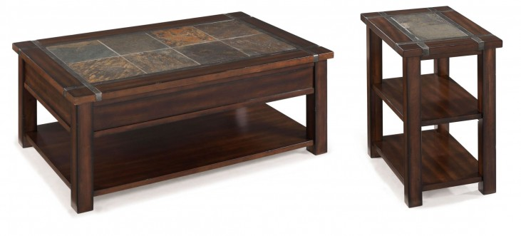 Roanoke Occasional Table Set