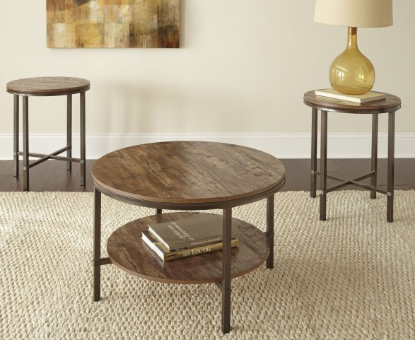 Sedona 3 Piece Occasional Table Set
