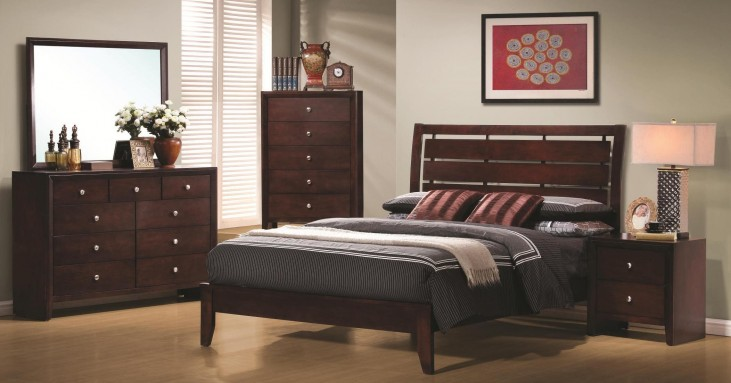 Serenity Youth Platform Bedroom Set
