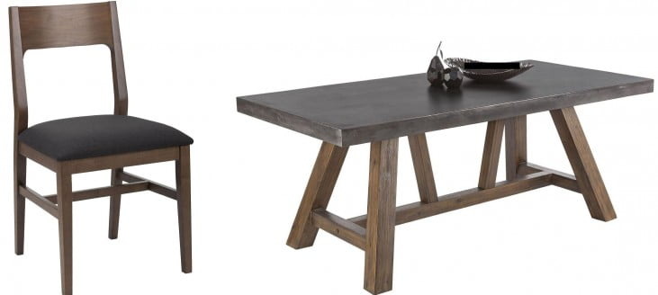 Cooper Light Espresso Rectangular Dining Room Set
