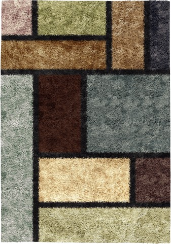 Plateau Rainbow Large Rug