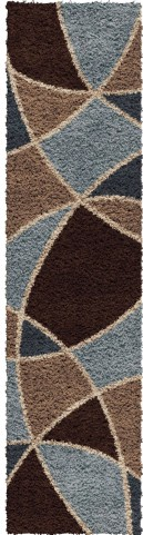 Orian Rugs Shag Abstract Abstract Duchess Multi Area Medium Rug