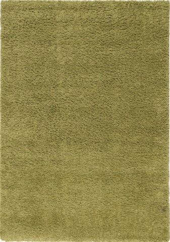 "Shaggy Grass Green Solid 94"" Rug"