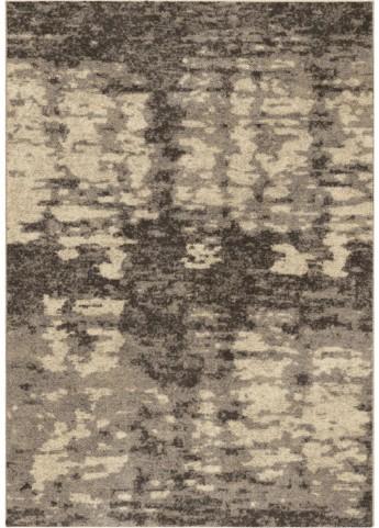 Orian Rugs Plush Abstract Rada Gray Area Medium Rug