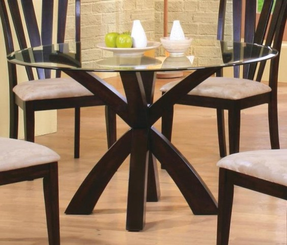 Shoemaker Round Dining Table