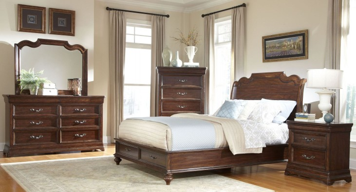 Signature Sleigh Bedroom Set