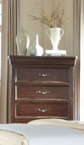 Signature Five Drawer Chest