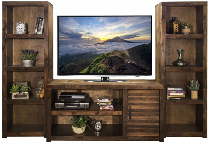 Sausalito Whiskey Open Entertainment Wall