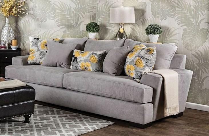 Cashel Gray Sofa