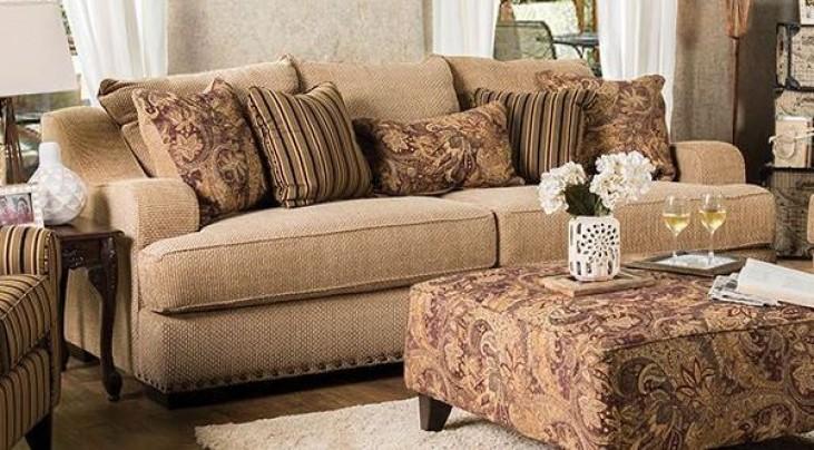 Arklow Tan Sofa