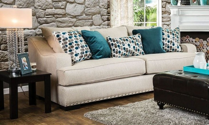 Arklow Beige Sofa