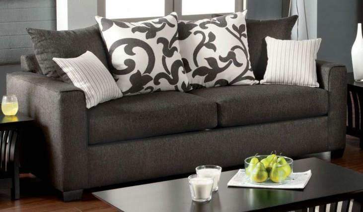 Cranbrook Charcoal Sofa