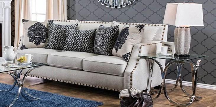 Cornelia Beige Sofa
