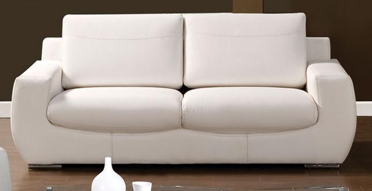 Tekir White Sofa