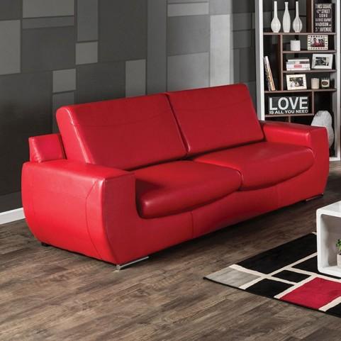 Tekir Red Sofa