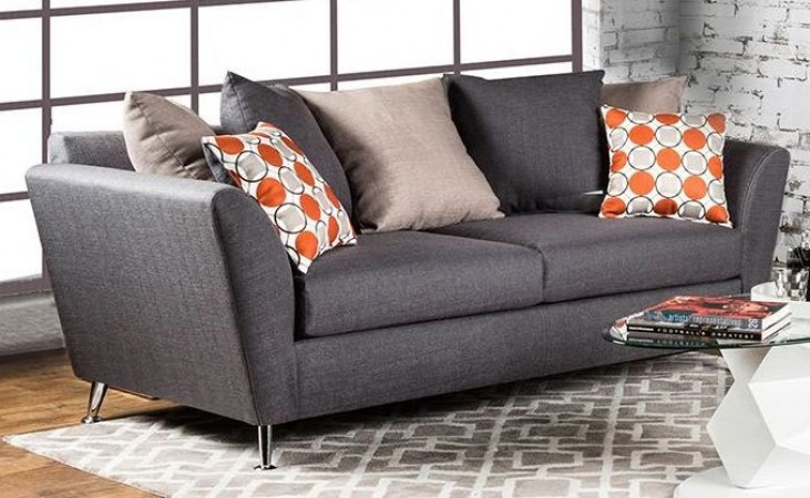 Belfield Gray Living Room Set