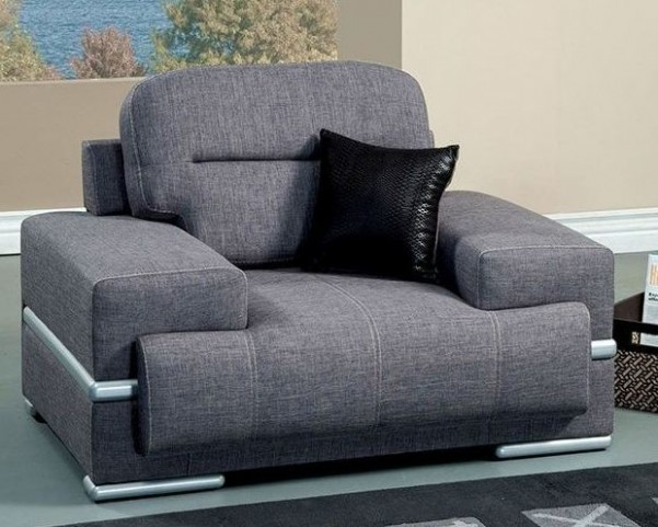 Thessaly Gray Chair