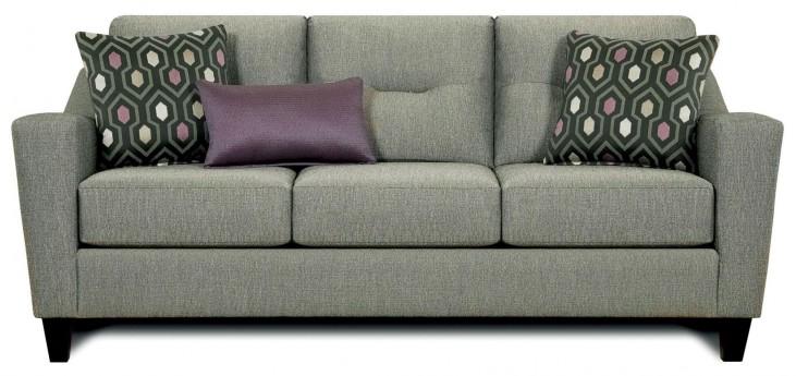 Coltrane Gray Fabric Sofa