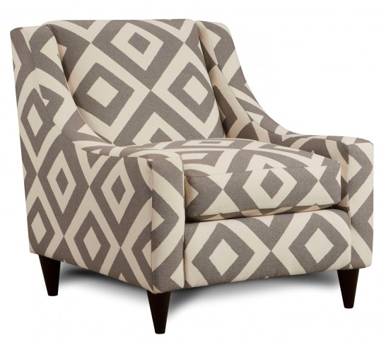 Parker Diamond Pattern Chair