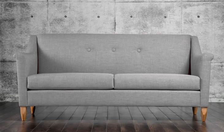 Mallory Light Gray Sofa