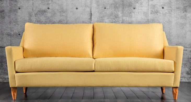 Marilyn Yellow Sofa
