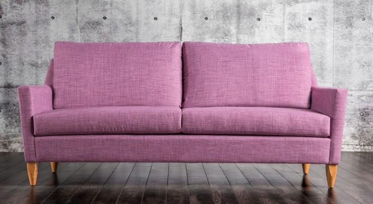 Marilyn Purple Sofa