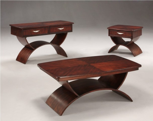 Cirque Occasional Table Set