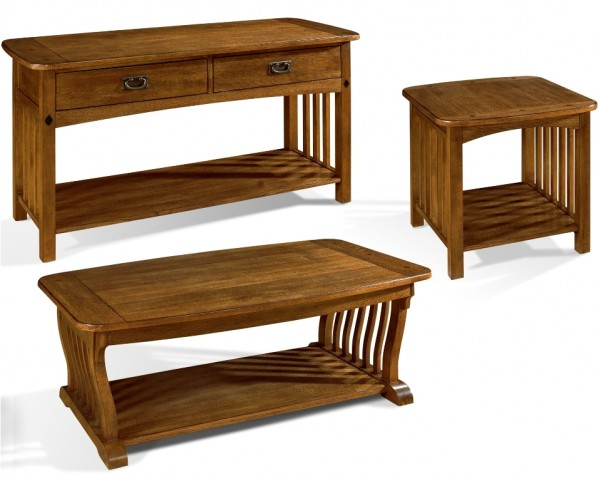 Craftsman Occasional Table Set