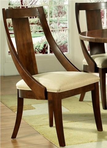 Manhattan Slipper Side Chair Set of 2