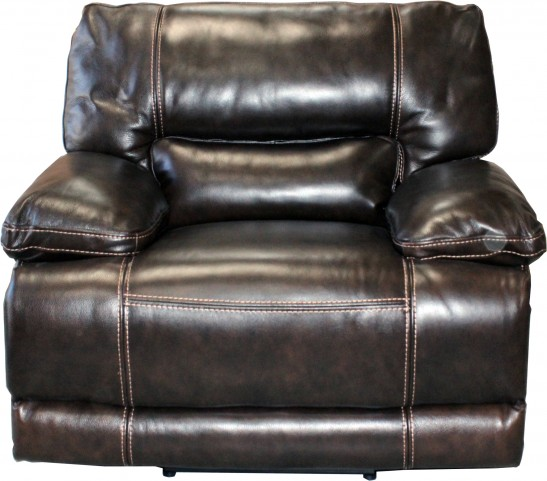 Socrates Mink Power Recliner