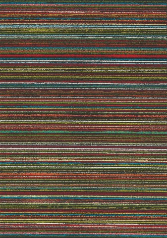 Spring Multi Stripes Medium Rug