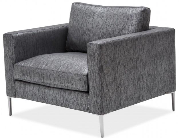 Studio Aeria Black Chair