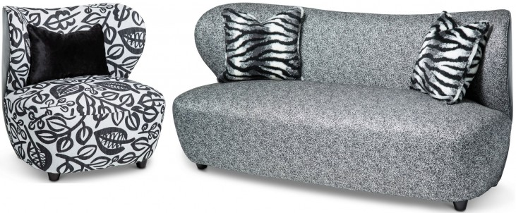 Studio Amsterdam Upholstered Living Room Set