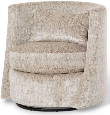 Studio Brayson Gray Swivel Chair